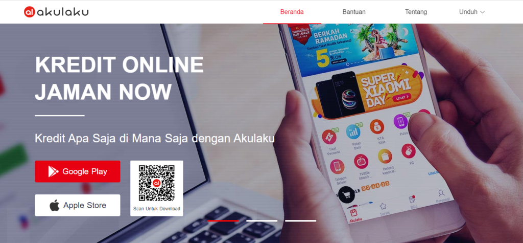 Dengan mengetahui sejarah akulaku indonesia terbukti akulaku adalah kredit online jaman now